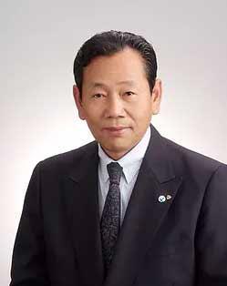 会長の顔写真
